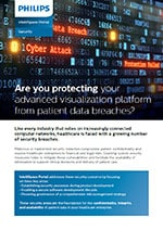 cybersecurity matrix with warnings