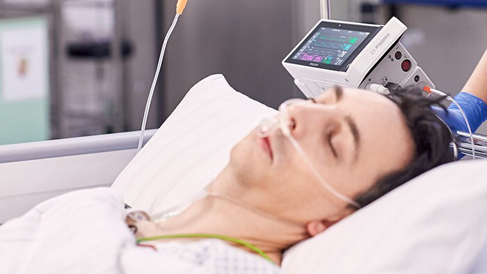 Patient monitoring in mHealth