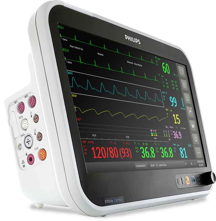 Efficia CM series patient monitor
