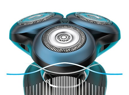 Philips Shaver Series 7000 Senzor BeardAdapt
