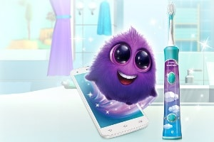 Philips, Sonicare, electric, toothbrush, DiamonClean, AdaptiveClean, Brush, Heads