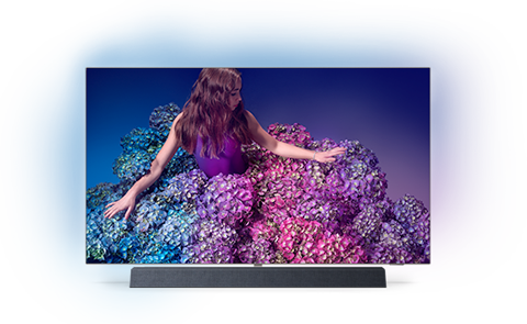 Televizor Philips OLED+ 4K UHD 934 z OS Android TV